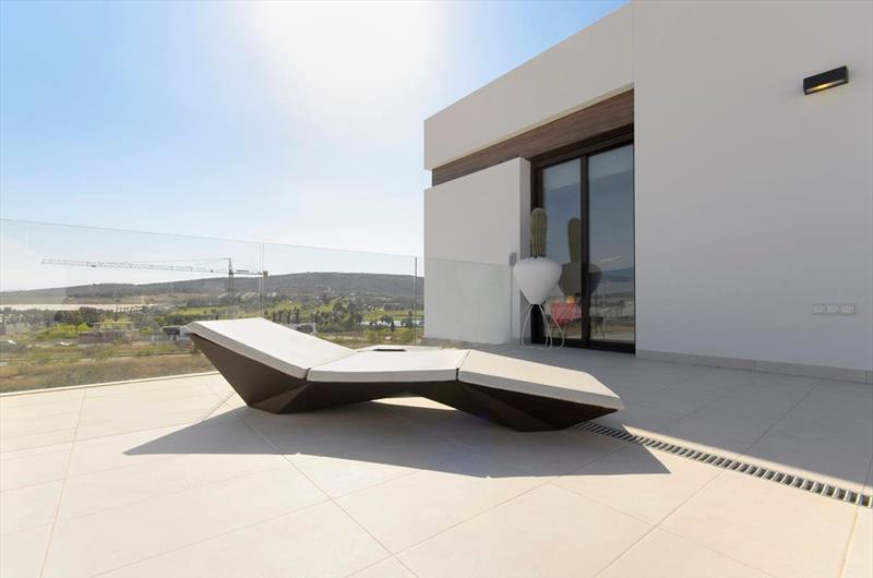 Villa te koop Costa Blanca Algorfa La Finca terras.