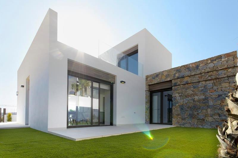 Villa te koop Costa Blanca Algorfa La Finca gazon.