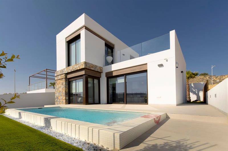 Villa te koop Costa Blanca Algorfa La Finca perceel.