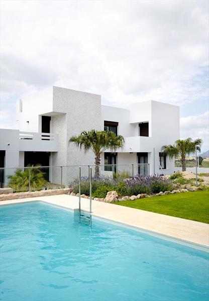 te koop Los Lagos Costa Blanca zwembad.
