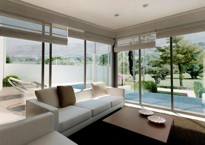 te koop vrijstaande villa Algorfa Costa Blanca Spanje liv.