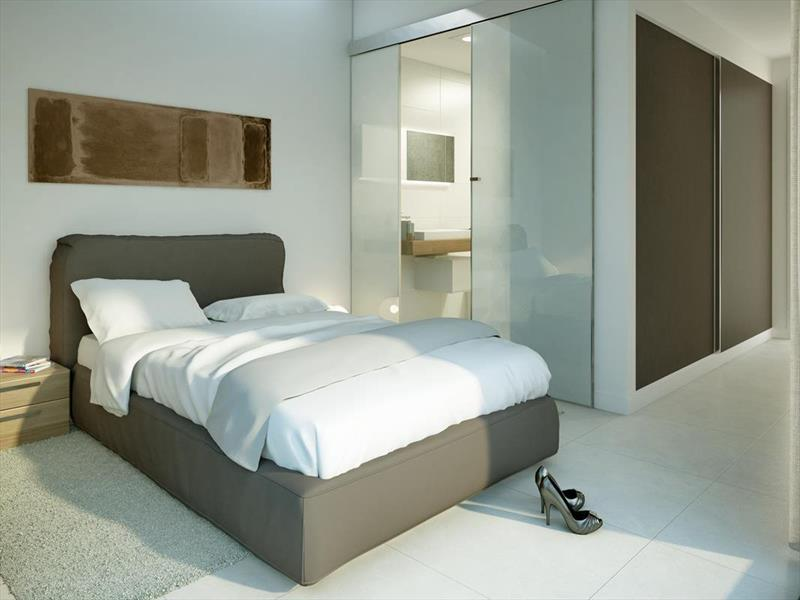 te koop vrijstaande villa Algorfa Costa Blanca Spanje slaapkamer.
