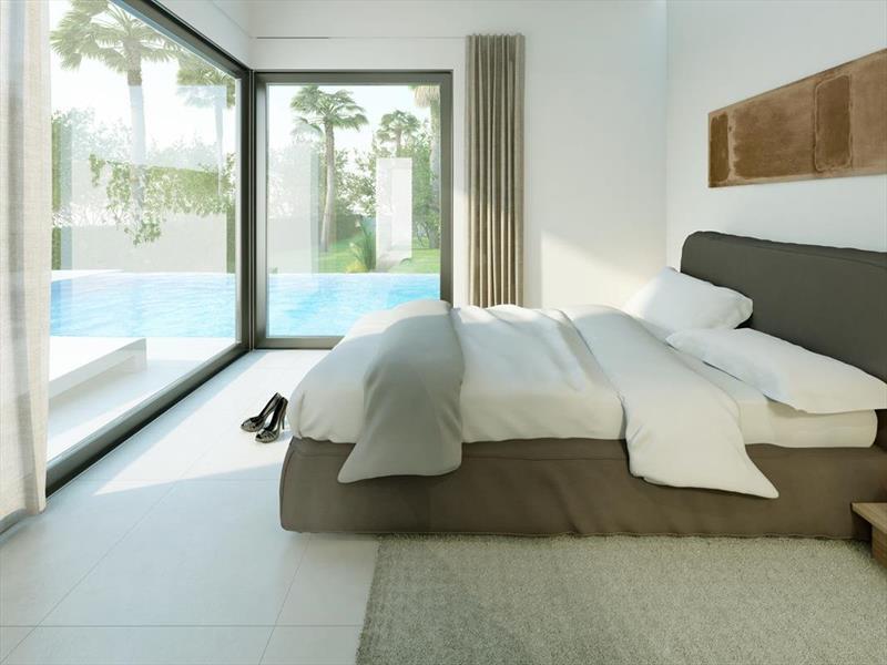 te koop vrijstaande villa Algorfa Costa Blanca Spanje master.