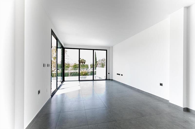 te koop vrijstaande villa Algorfa Costa Blanca Spanje living l.