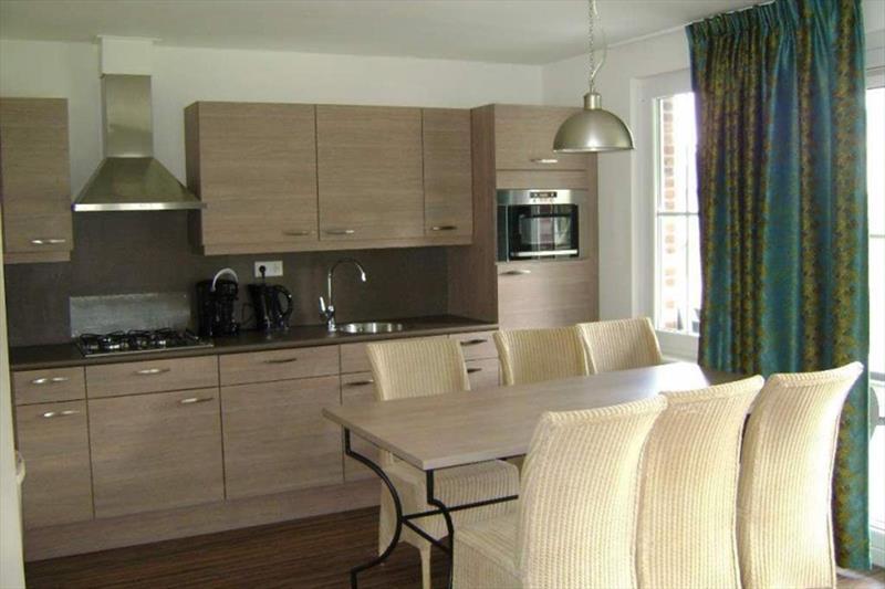 Vakantiehuis te koop Arcen Klein Vink eerkamer met keuken