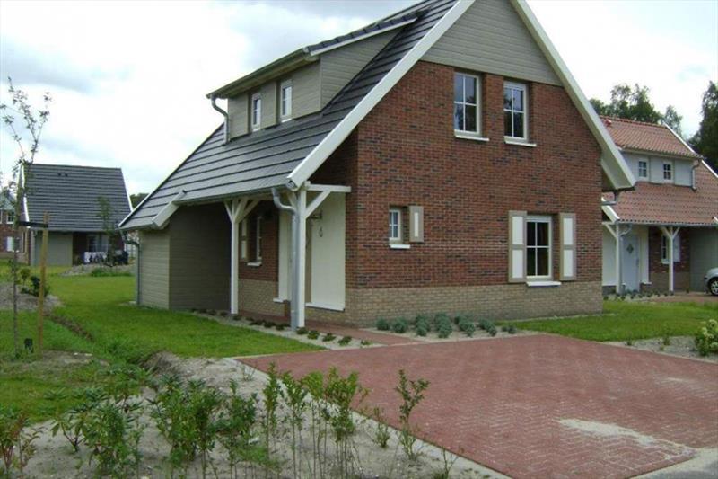 Vakantiehuis te koop in Arcen Limburg Klein vink voorzijde