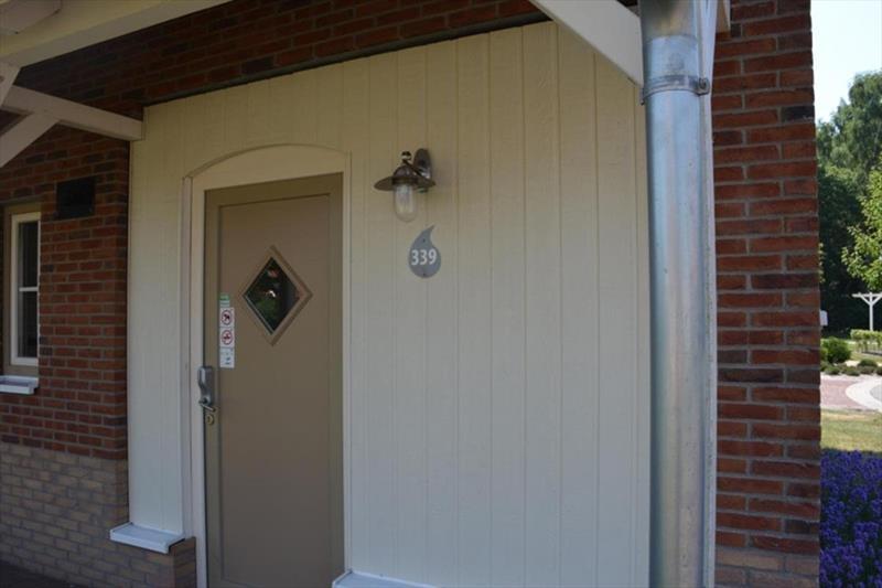 Vakantiehuis te koop in Arcen Limburg Klein vink voordeur