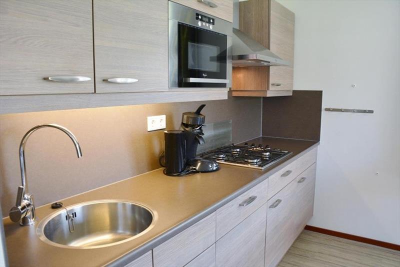 Vakantiehuis te koop in Arcen Limburg park Klein Vink keuken