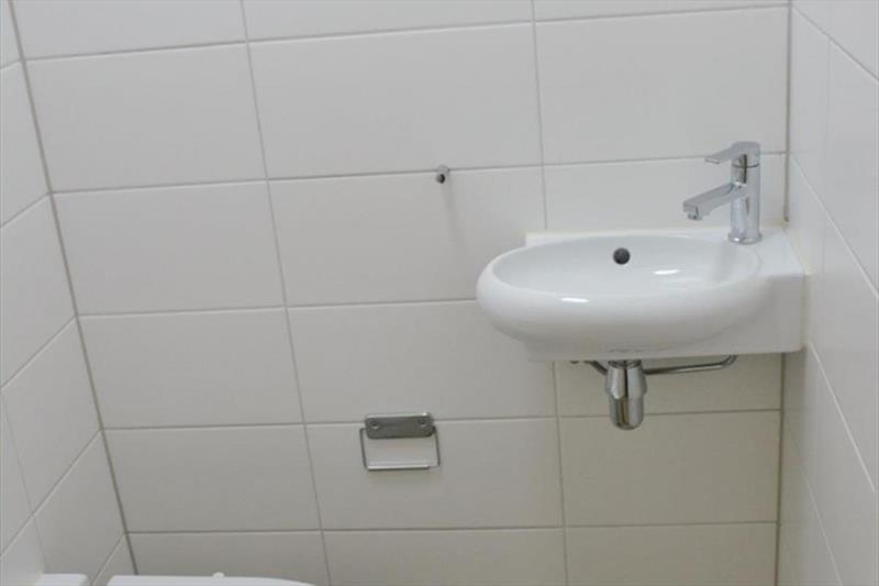 Vakantiehuis te koop in Arcen Limburg park Klein Vink toilet