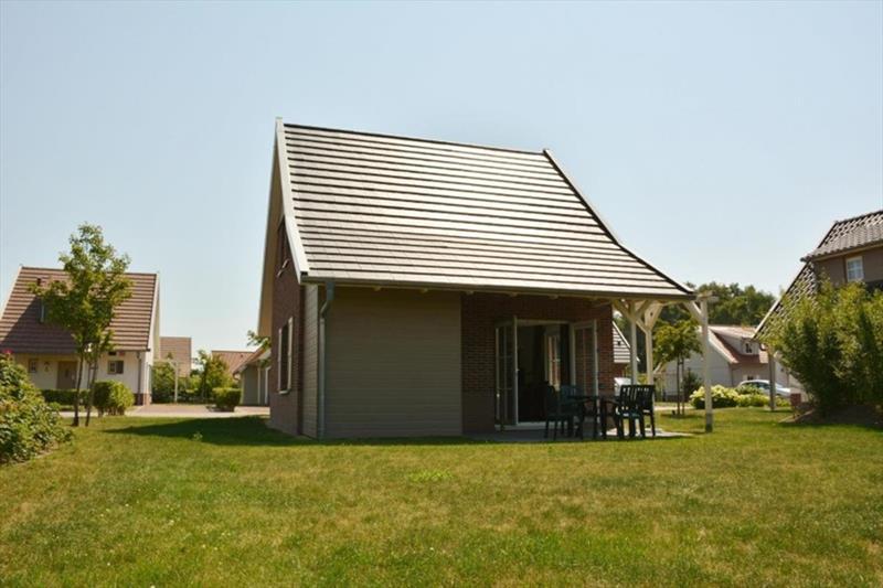 Vakantiehuis te koop in Arcen Limburg park Klein Vink zijkant