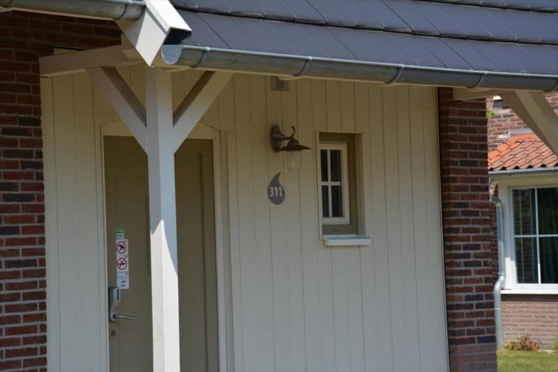 Vakantiehuis te koop in Arcen Limburg park Klein Vink voordeur