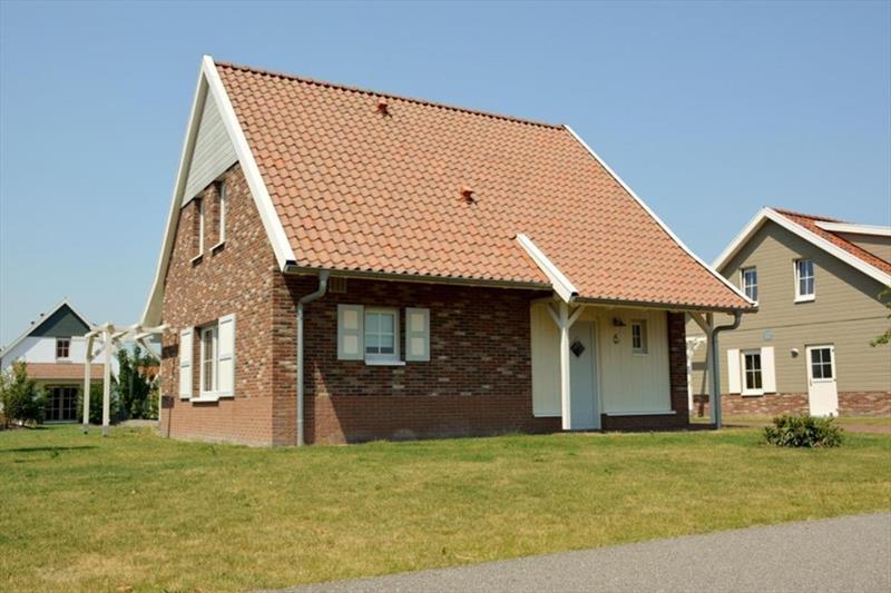Vakantiehuis te koop Arcen Klein Vink voorzijde