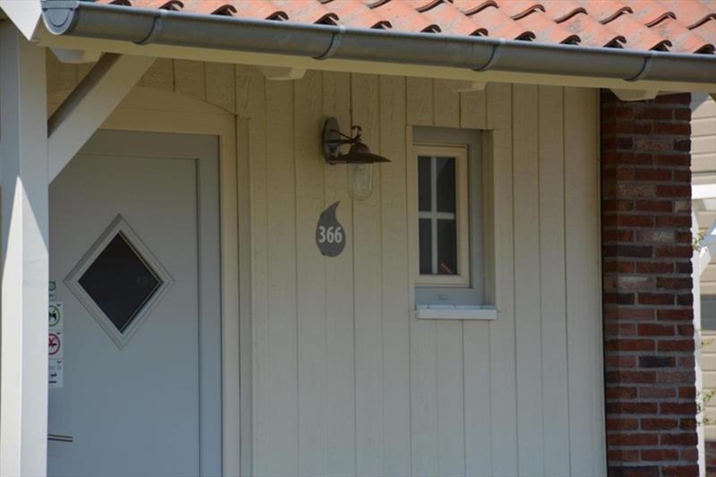 Vakantiehuis te koop Arcen Klein Vink voordeur