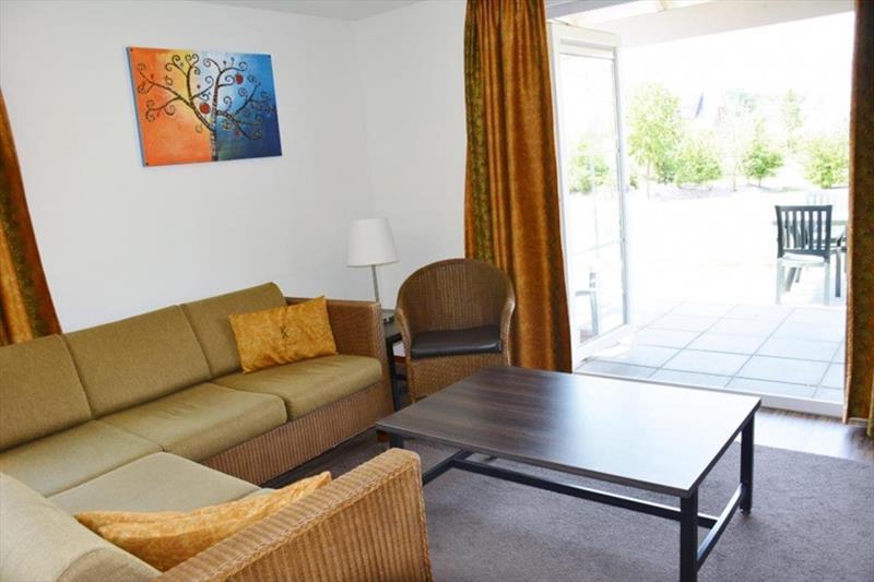 Vakantiehuis te koop Arcen Klein Vink woonkamer