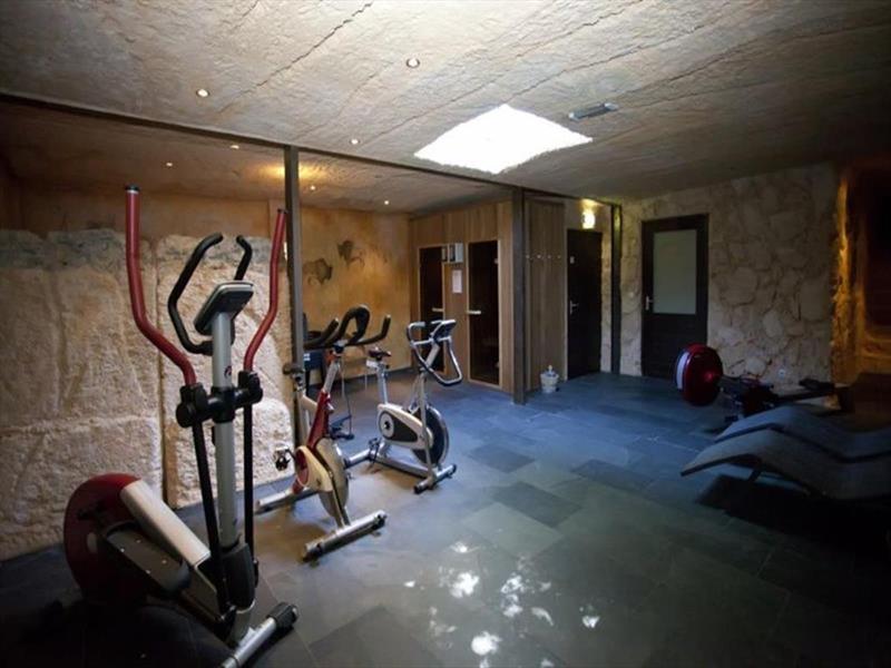 Vakantiehuis te koop Gelderland Arnhem. Gym