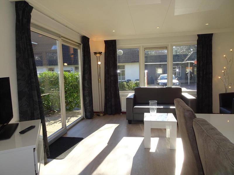 Vakantiehuis te koop Gelderland Arnhem. Woonkamer