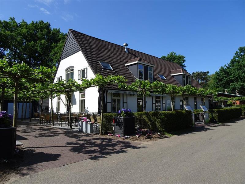 Vakantiehuis te koop Gelderland Arnhem Koningsweg 14 Ka7 Droompark Hooge Veluwe Op het park