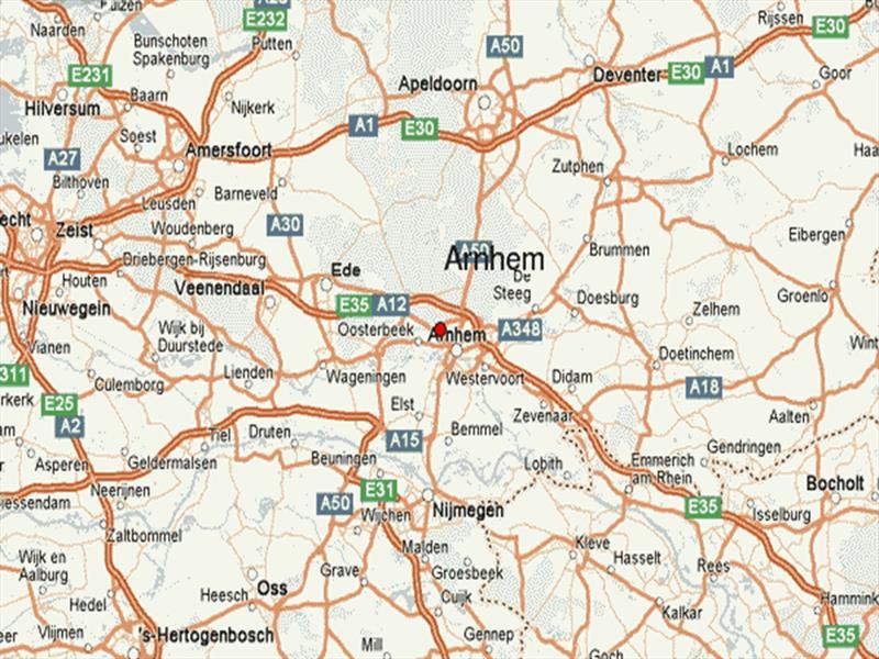 Vakantiehuis te koop Gelderland Arnhem Koningsweg 14 Ka9 Droompark De Hooge Veluwe Plattegrond kaart