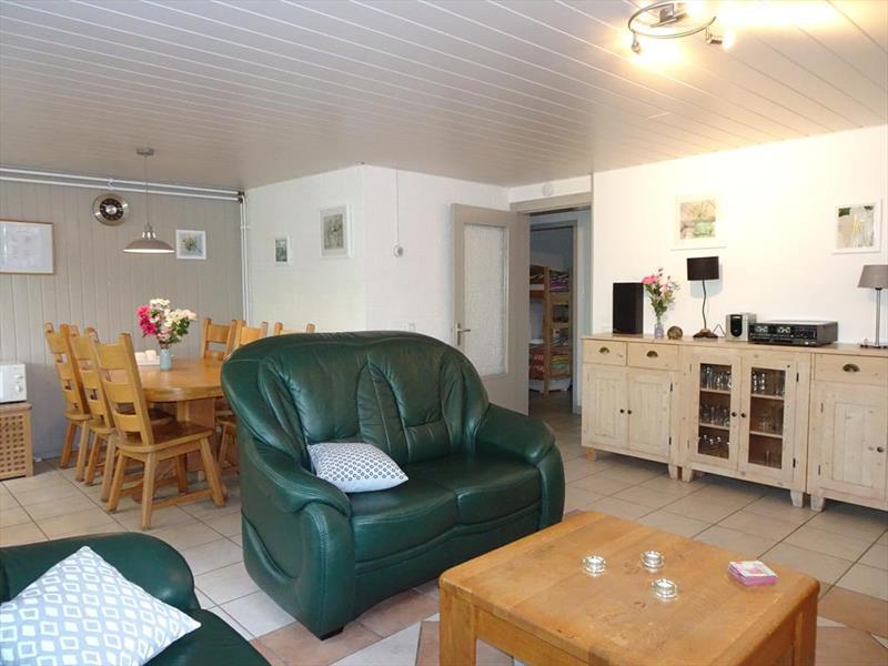 Vakantiehuis te koop Limburg Baarlo Napoleonsbaan Noord 4 K16 Park De Berckt  Woonkamer Woonkamer