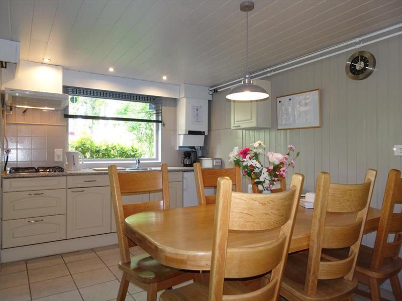 Vakantiehuis te koop Limburg Baarlo Napoleonsbaan Noord 4 K16 Park De Berckt  Keuken Keuken