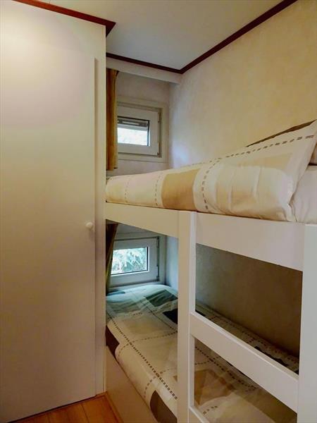 Vakantiehuis te koop Gelderland Beekbergen Bergweg 16 K105A Droompark Beekbergen Slaapkamer 3
