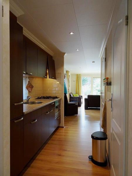 Vakantiehuis te koop Gelderland Beekbergen Bergweg 16 K105A Droompark Beekbergen Keuken