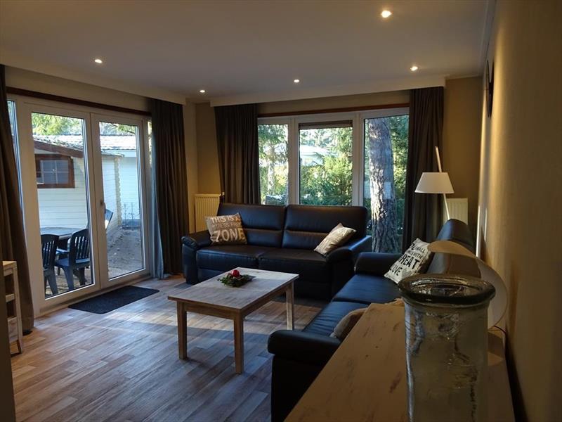 Vakantiehuis te koop Gelderland Beekbergen H.Bergweg 16K 152 Droompark Beekbergen Woonkamer