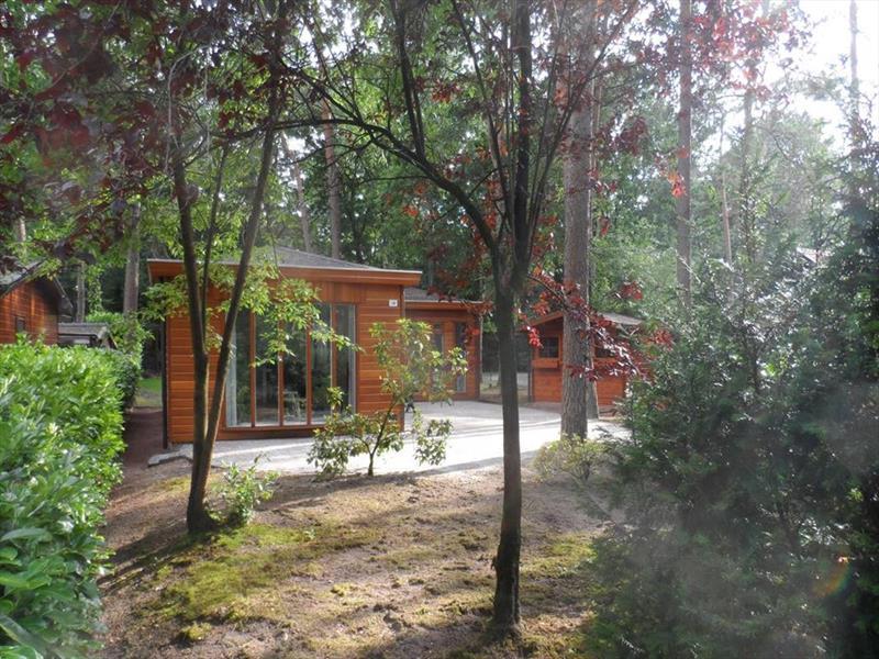Vakantiehuis te koop Gelderland Beekbergen L.Bergweg 31 K I48 Droompark Beekbergen