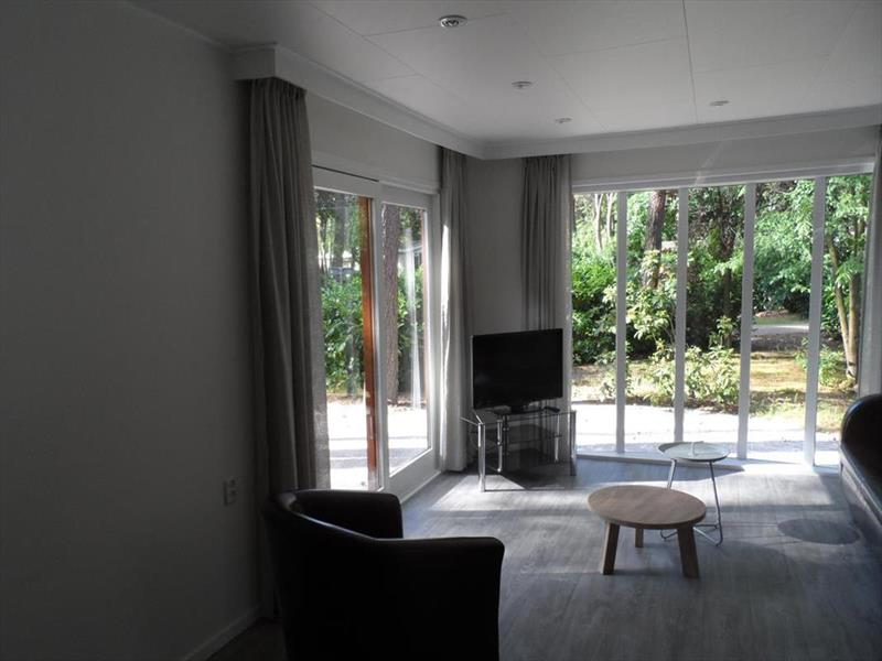 Vakantiehuis te koop Gelderland Beekbergen L.Bergweg 31 K I48 Droompark Beekbergen Woonkamer