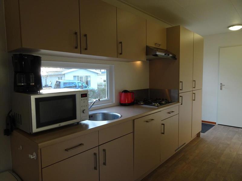 Vakantiehuis te koop Limburg Belfeld Maalbekerweg 25 K22  Droompark Maasduinen Keuken