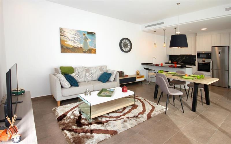 Vakantiehuis kopen Spanje Costa Blanca Benijofar living.