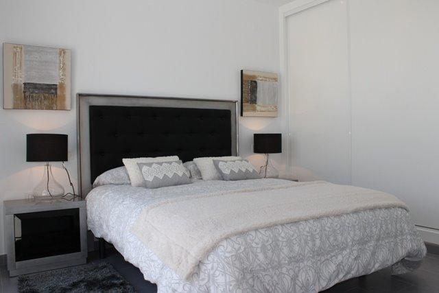Huis kopen in Spanje Costa Blanca Natura park master bedroom.