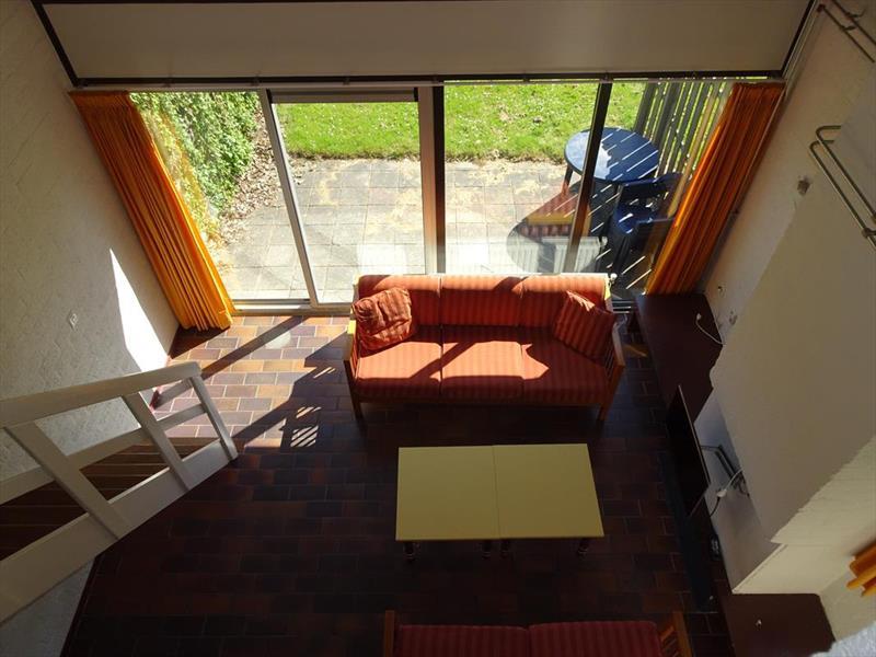 Vakantiehuis te koop Zeeland Bruinisse Molenheideweg 18 Fazantendreef 1 Park De Kreek Woonkamer
