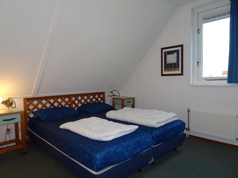 Vakantiehuis te koop Zeeland Bruinisse Groeneweg 1 K136  Park Aquadelta Slaapkamer 1