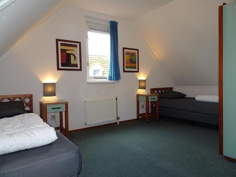 Vakantiehuis te koop Zeeland Bruinisse Groeneweg 1 K164  Park Aquadelta Slaapkamer 2