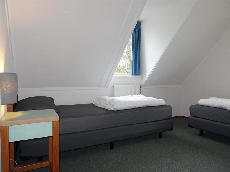 Vakantiehuis te koop Zeeland Bruinisse Groeneweg 1 K164  Park Aquadelta Slaapkamer 4