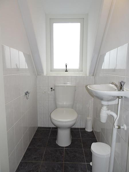 Vakantiehuis te koop Zeeland Bruinisse Groeneweg 1 K164  Park Aquadelta Toilet verdieping