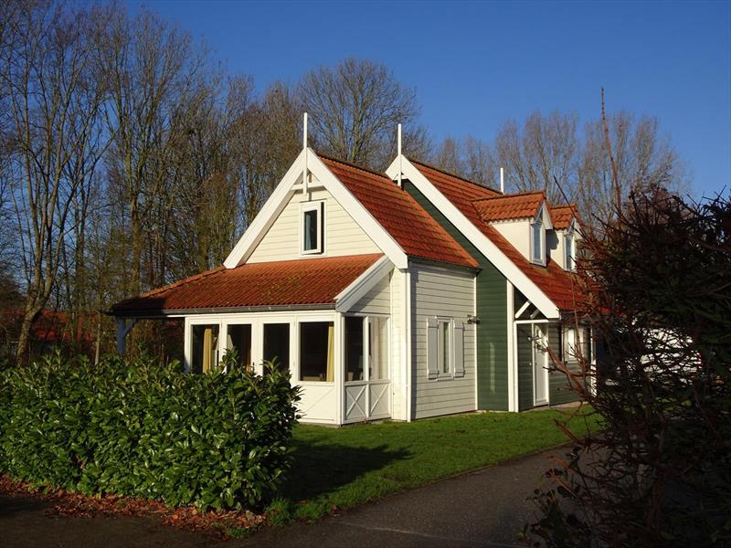 Vakantiehuis te koop Zeeland Bruinisse Groeneweg 1 K164  Park Aquadelta