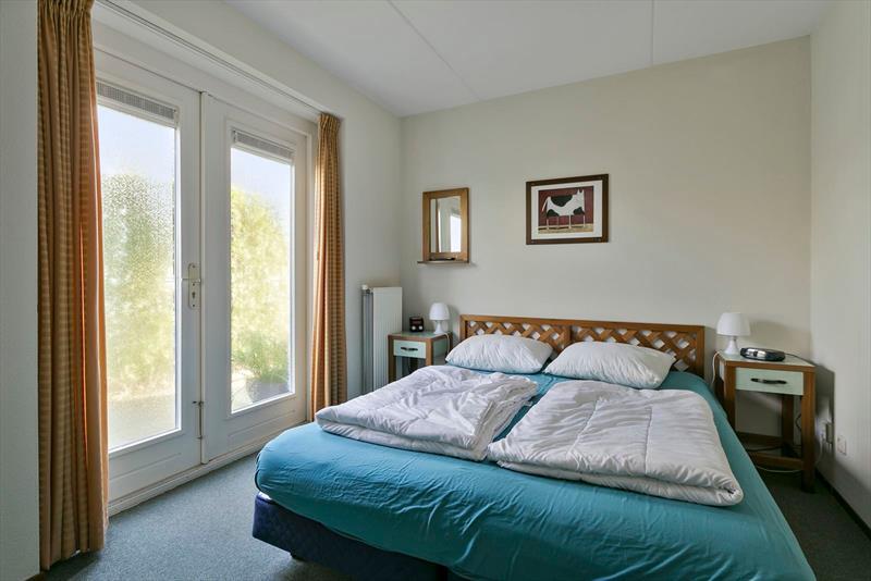 Vakantiehuis te koop in Bruinisse Slaapkamer op de begane grond