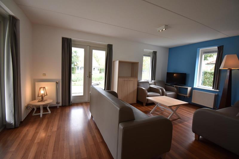 Vakantiehuis te koop Zeeland Bruinisse woonkamer