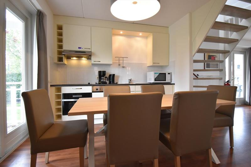 Vakantiehuis te koop Zeeland Bruinisse keuken