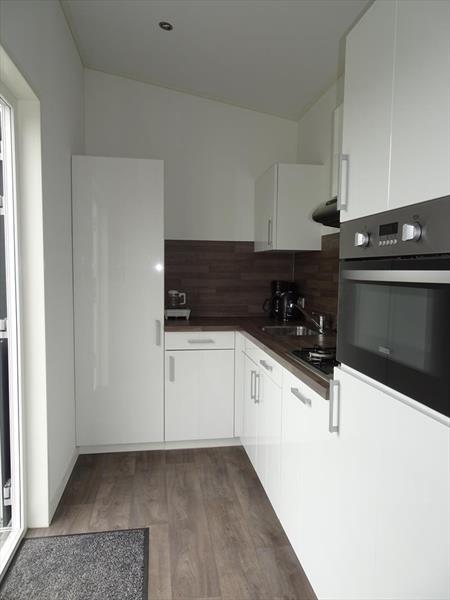 Vakantiehuis te koop Limburg Brunssum Akerstraat 153 K165 Resort Brunssummerheide Keuken