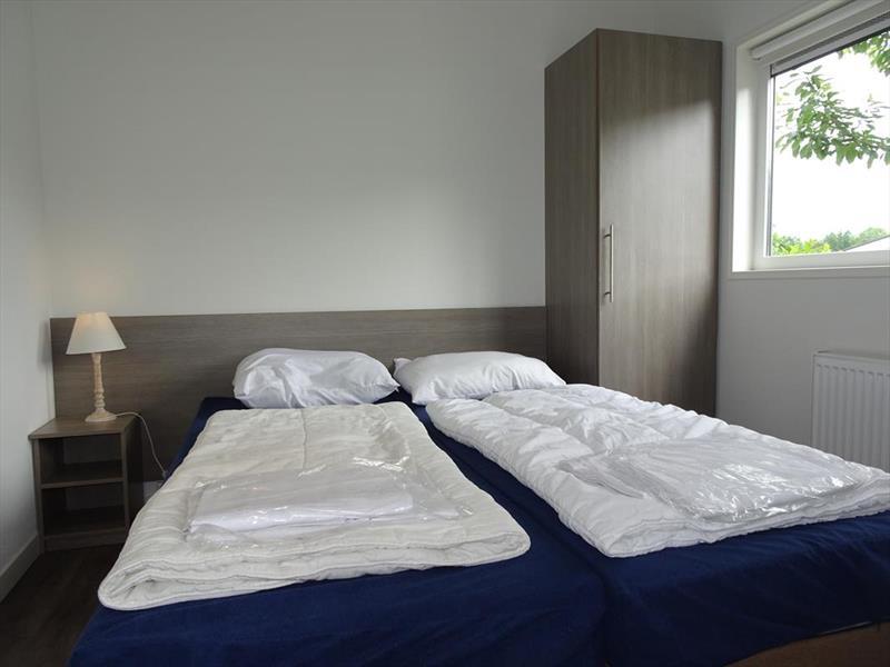 Vakantiehuis te koop Limburg Brunssum Akerstraat 153 K165 Resort Brunssummerheide Slaapkamer 1