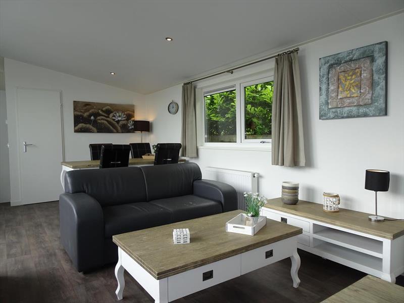 Vakantiehuis te koop Limburg Brunssum Akerstraat 153 K165 Resort Brunssummerheide Woonkamer