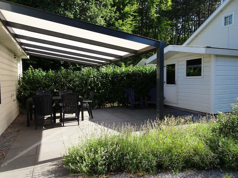 Vakantiehuis te koop in Brunssum  tuinhuis