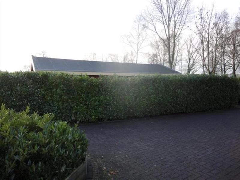 Vakantiehuis te koop Gelderland Zuiderzeestraatweg West 117 K14 Doornspijk Parkeerplaats