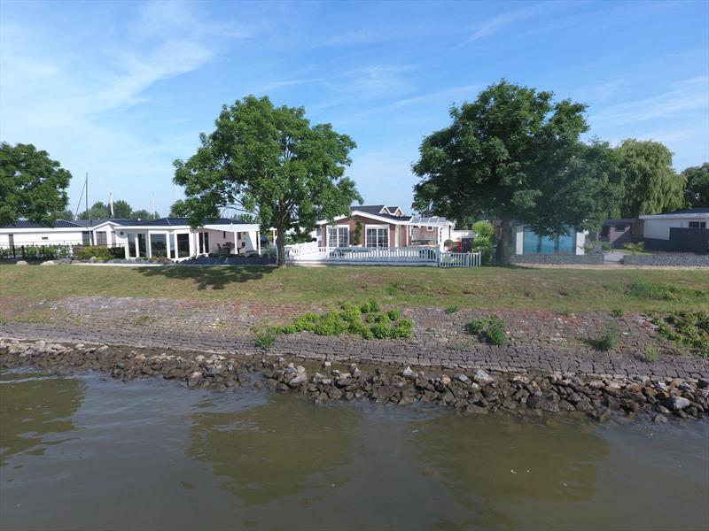 Vakantiehuis te koop Zuid Holland Park De Biesbosch Luchtfoto