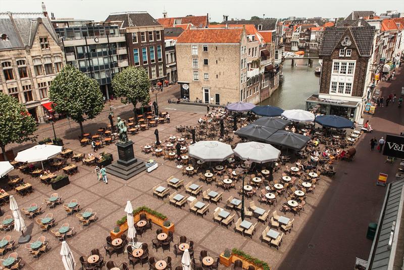 Vakantiehuis te koop Zuid Holland Park De Biesbosch Dordrecht Scheffersplein