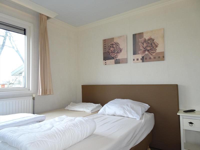 Vakantiehuis te koop Zuid Holland Dordrecht Rijksstraatweg 186 K509 Europarcs Resort De Biesbosch Slaapkamer 1