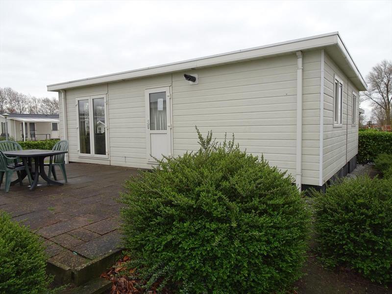Vakantiehuis te koop Zuid Holland Dordrecht Rijksstraatweg 186 K509 Europarcs Resort De Biesbosch Tuin